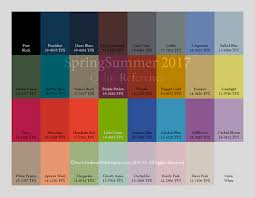 pantone color forecast 2017 color forecast spring 2017 springsummer 2017 trend forecasting is