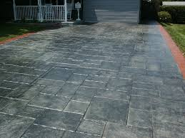 Pictures Of Stamped Concrete Walkways by Concrete Stamp Mats Concreteideas