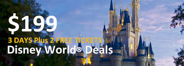 disney world discount ticket packages
