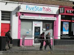 five star nails on desborough road nail salons in high wycombe
