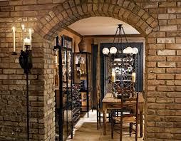 Love The Light Over The Table Wine Cellar Pinterest Dining - Home wine cellar design ideas