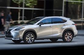 lexus atomic silver nx lexus considers a smaller suv below the new nx autocar