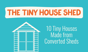 Cost To Convert Barn To House The Tiny House Shed 10 Tiny Houses Made From Converted Sheds