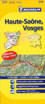 Maps France by 314 Haute Saone Vosges Michelin Local Map France Maps Where
