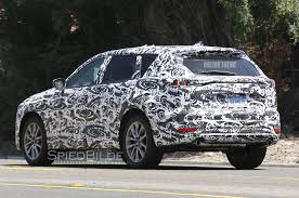 Cx 9 Redesign Mazda Cx 9 Confirmed For L A Auto Show Motor Trend