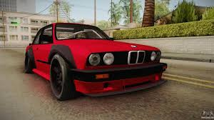 Bmw M3 E30 - bmw m3 e30 rocket bunny for gta san andreas