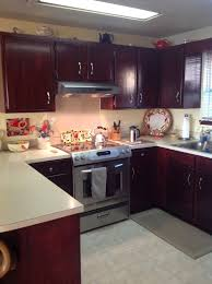 General Finishes Gel Stain Kitchen Cabinets Staining Kitchen Cabinets Cherry Roselawnlutheran