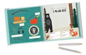 baby keepsake book cool baby memory books an alternative to the traditional