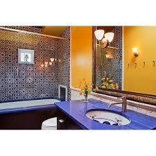 blue and yellow bathroom ideas best 25 yellow mediterranean bathrooms ideas on teal