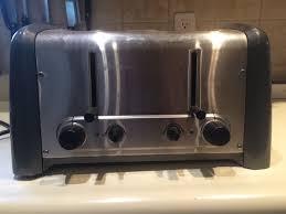 Kitchenaid 4 Slice Toaster Red Kitchenaid Pro Line 4 Slot 4 Slice Toaster Ebay