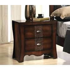 Curved Nightstand End Table Curved Nightstand End Table Large Size Of Black Mirrored Bedside