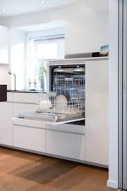 lave vaisselle en hauteur cuisine wohnideen interior design einrichtungsideen bilder lave