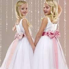kelsey rose flower dresses with sashes available in most