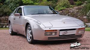purple porsche 944 944 turbo s silver rose