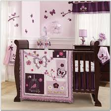 Mini Crib Bedding Sets For Girls by Baby Bedding Purple Beds Home Design Ideas 786dkj9boy3246