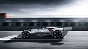 peugeot sports car 2017 imagination pictures of peugeot u0027s future racing car