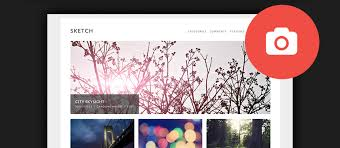 best free theme 60 best free photography themes 2017