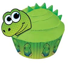 Wilton Cupcake Decorating Wilton Dino Cupcake Decorating Kit Cake Pan