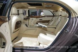 bentley mulsanne interior bentley mulsanne ewb first edition auto china 2016