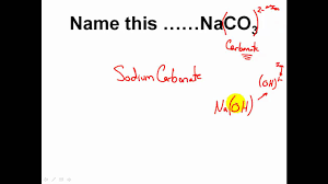 how to name ionic compounds practice problems easy youtube