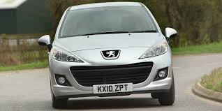 buy second hand peugeot peugeot 207 review confused com