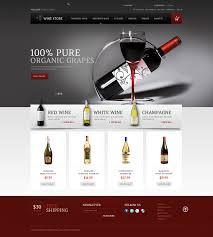 Kosher Champagne Website Design 41127 Wine Store Production Custom Website Design