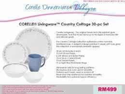 pre order corelle dinnerware sets corelle 76 u0026 30 pcs sets