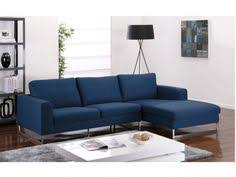 canapé d angle convertible bleu canapé dangle tissu quadrico bleu nuit angle droit salon