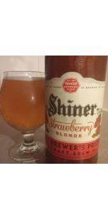 shiner light blonde carbs shiner strawberry blonde ratebeer