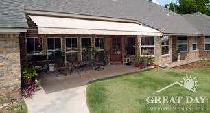 Sunsetter Awnings Parts Retractable Awning Ideas Pictures U0026 Designs Great Day Improvements