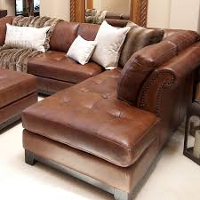 Sofa Sectionals Leather by Best 25 Leather Sectional Sofas Ideas On Pinterest Leather