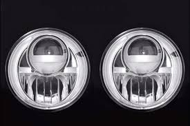 led jeep wrangler headlights recon 264274cl clear led jeep wrangler projector headlights