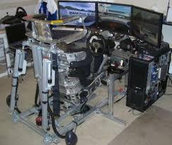 siege volant pc sieges et cockpits sièges à vérins simulation automobile