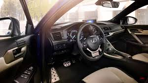 porsche 919 hybrid interior lexus 2019 2020 lexus ct 200h interior dashboard view 2019 2020