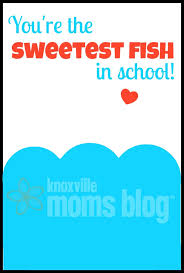 fish valentines s day crafts for kids