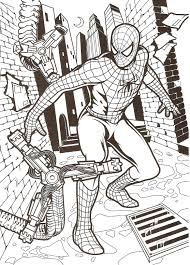spider free coloring pages on art coloring pages