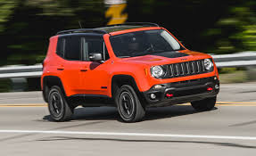 jeep vehicles 2015 2015 jeep renegade trailhawk u2013 review u2013 car and driver