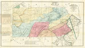 County Map Pennsylvania by Welcome To Delaware County Pa History