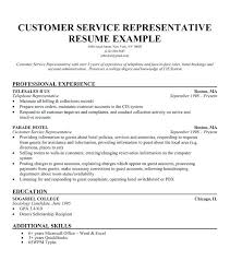 functional resume objective entry level customer service resume objective examples joyous 6