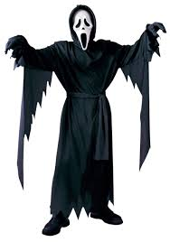 scary costumes scary scream costume scary scream horror costumes
