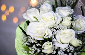 White Rose Bouquet Beautiful Flower Bouquets In Affordable Price Flower Delivery In
