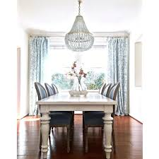 edisto hollywood regency style white beaded chandelier kathy kuo