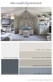 Whole House Color Scheme by Calm And Inviting Whole House Paint Scheme I Put Together A Using