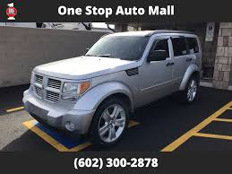 suv dodge 2011 used dodge nitro 2011 dodge nitro heat v6 4dr suv at one stop