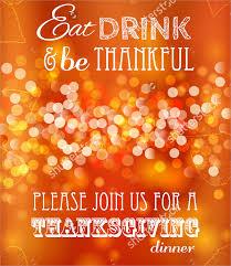 18 sle thanksgiving invitations psd vector eps