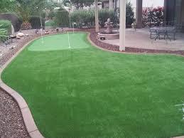 putting greens installation turf installation artificial grass