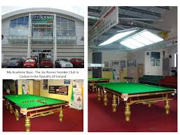 Academy Pool Table by 147 Academy Who Is Pj Nolan