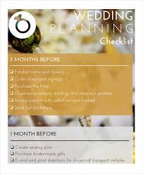 Simple Wedding Planning Simple Wedding Checklist 20 Free Word Pdf Documents Download