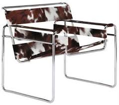 cowhide wassily chair home and office furniture wassily chairs
