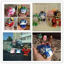 robocar poli toy transformation robot car toys poli robocar korea